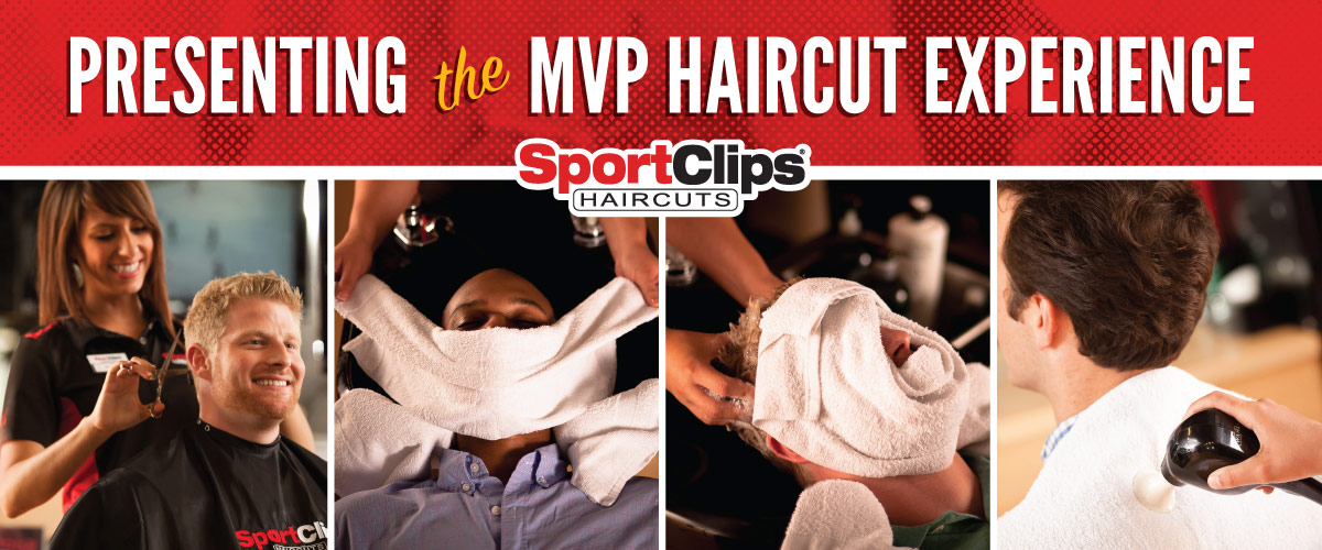 The Sport Clips Haircuts of Georgetown MVP Haircut Experience