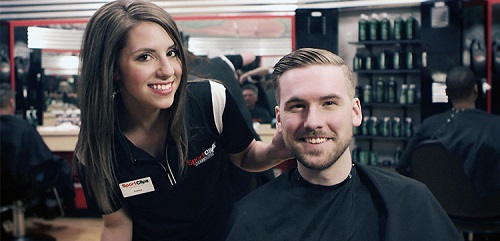 Sport Clips of Georgetown knows the most popular short haircuts.